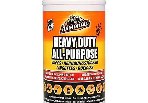 ARMOR ALL Heavy Duty Reinigungstücher 80 Stk. GAA76080ML