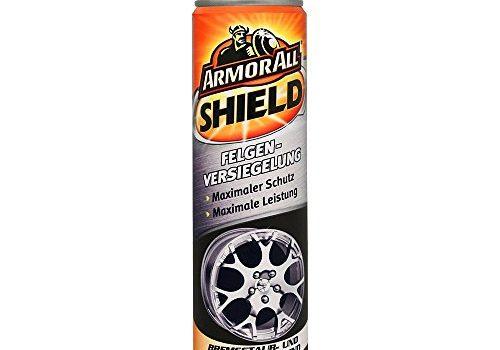 ARMOR ALL SHIELD Felgenversiegelung 300 ml GAA16300GE, bremsstaubabweisend, straßenschmutzabweisend