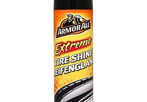ARMOR ALL Extrem-Reifenglanz 500 ml GAA49500GE für langanhaltenden Hochglanz
