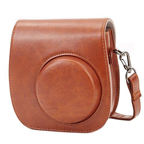 Fujifilm Instax Mini 9 Tasche, Leebotree Schutztasche aus ...