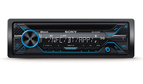 sony mexn4200bt autoradio mit dual bluetooth cd player. Black Bedroom Furniture Sets. Home Design Ideas