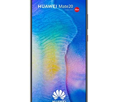 Huawei Mate 20 128GB Handy, schwarz, Android 9.0 Pie