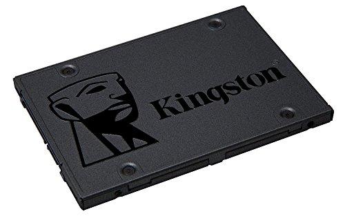 Kingston SSD A400 480GB Solid-State-Drive 2.5 Zoll, SATA 3