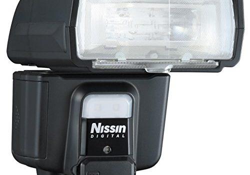 Nissin NI-HI60S Blitzgerät i60A für Anschluss Sony