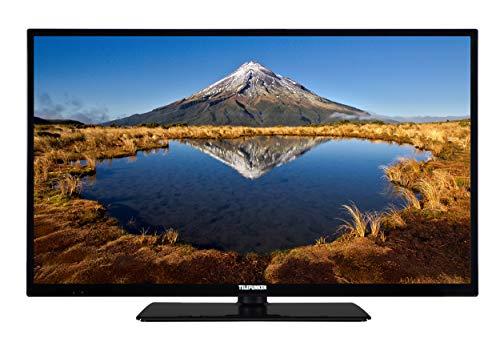 Telefunken XF32E411 81 cm 32 Zoll Fernseher Full HD, Smart TV, Triple Tuner schwarz