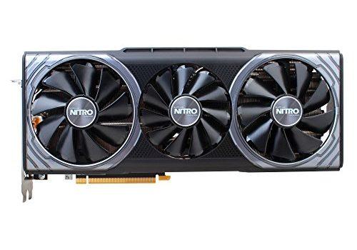 Sapphire Radeon RX Vega 64 8GB HBM2 2xHDMI 2xDP