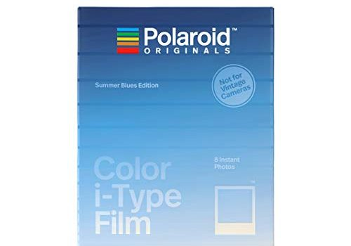 4927 – Sofortbildfilm Farbe i-Type Summer Blue – Polaroid Originals