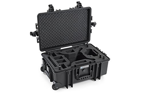 Das Original – B&W outdoor.cases Typ 6700 mit DJI Phantom 4 Inlay