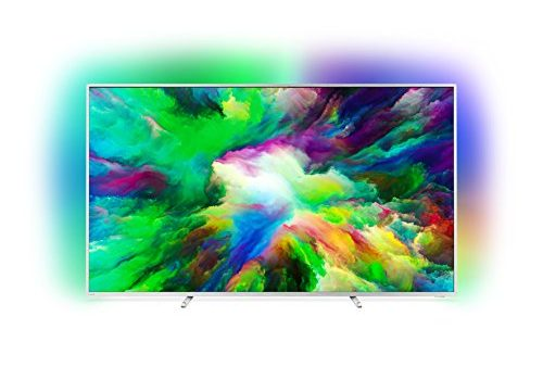 Philips 75PUS7803/12 189 cm 75 Zoll LED Ambilight, 4K Ultra HD, Triple Tuner, Smart Fernseher
