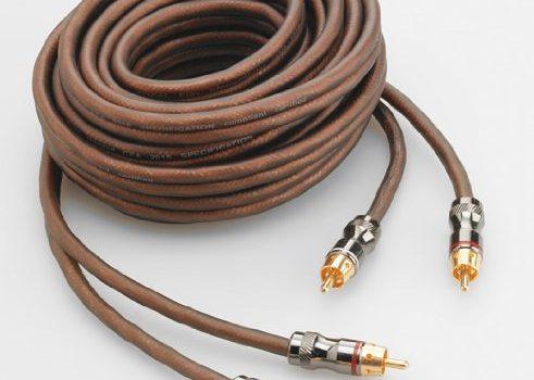 Focal Elite 2-Kanal Cinch-Kabel 300cm 3-Fach abgeschirmt 3 Meter