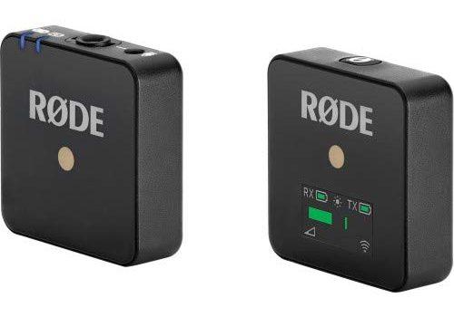 RØDE Wireless Go Kompaktes kabelloses Mikrofonsystem