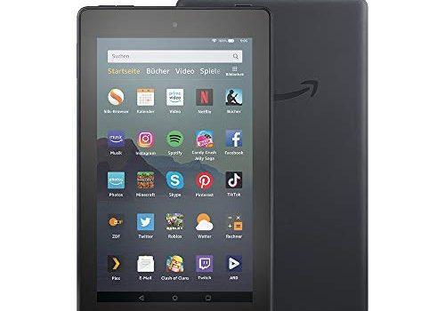 Das neue Fire7-Tablet 7-Zoll-Display, 32GB, Schwarz mit Spezialangeboten
