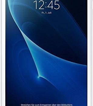 Samsung Galaxy Tab A T585 25,54 cm 10,1 Zoll Tablet-PC 1,6 GHz Octa-Core, 2GB RAM, 32GB eMMC, LTE, Android 6.0 weiß