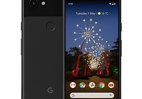 Google Pixel 3A 64GB Smartphone Android 9.0 3A, Just Black