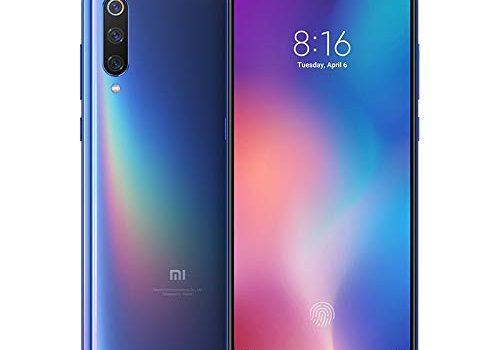 Xiaomi Mi 9 6/64GB LTE Dual-SIM Android 9.0 Smartphone Ocean blau EU