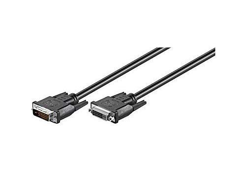 Goobay 50855 DVI-D FullHD Verlängerungskabel Dual Link