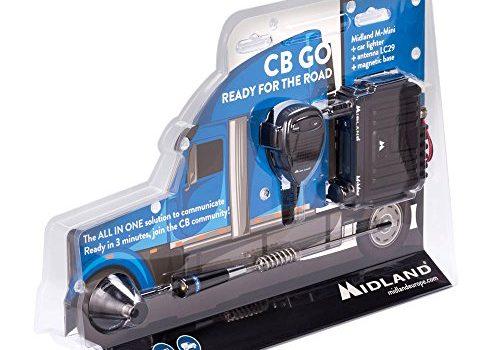 Midland CB-GO CB-Funk Set mit Midland M-Mini