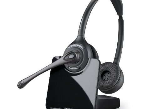 Plantronics CS520A schnurlos Binaural Headset