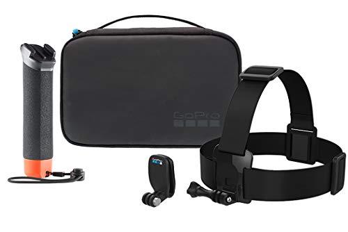 GoPro Abenteuer-Kit mit kompakter Tasche und Handler-Griff