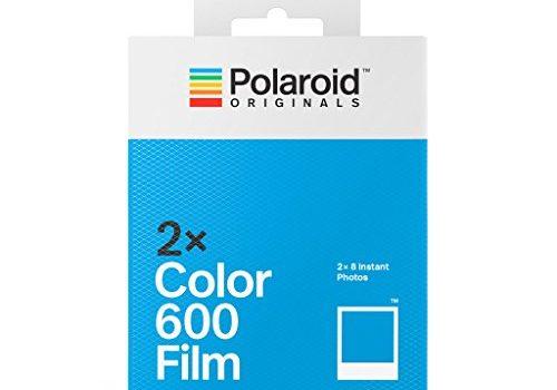 Doppelpack Sofortbildfilm für 600 und i-Type Kamera – Weißer Rahmen – 4841 – Polaroid Originals