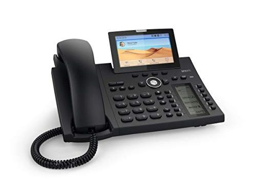 Snom 4340 D385 Tischtelefon Schwarz