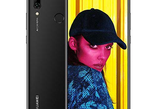 Huawei P Smart 2019 64GB Handy, Schwarz, Android 9.0 Pie