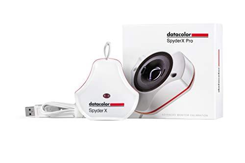 Monitorkalibrierung entwickelt für engagierte Fotografen und Designer SXP100 – Datacolor SpyderX Pro