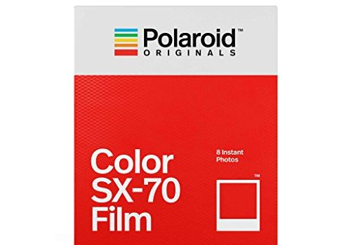 Polaroid Originals – Sofortbildfilm Frabe fûr SX-70 Kamera – 4676