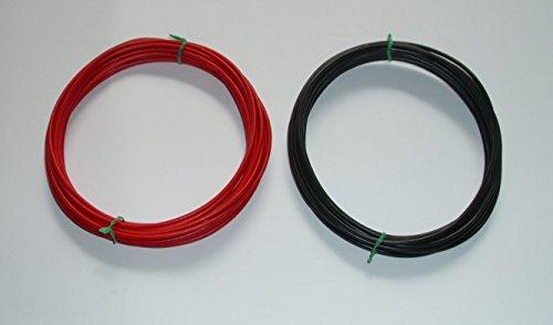 2 x 5m  € 0,48/m  0,50mm² Kfz Kabel Set Litze Flry w. Längen siehe Beschreibung
