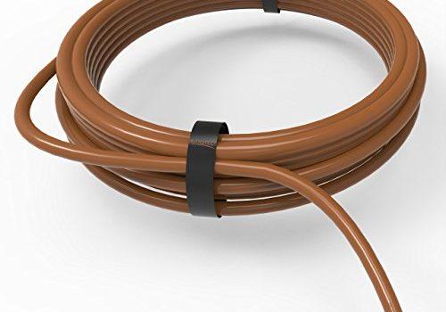 AUPROTEC Fahrzeugleitung 1,50 mm² FLRY-B als Ring 5m oder 10m Auswahl: 10m, braun