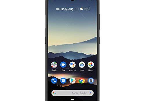 Nokia 7.2 Smartphone – Deutsche Ware 16cm 6,3 Zoll, 128GB Interner Speicher, 6GB RAM, Dual-SIM, LTE Charcoal – Exklusiv bei Amazon