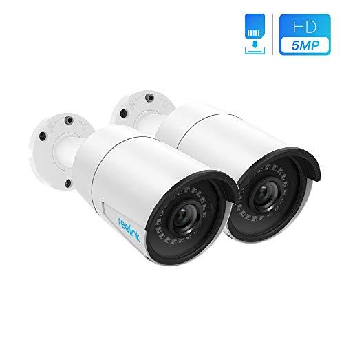 Reolink PoE IP Kamera 5MP Super HD Überwachungskamera