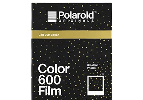 Gold Dust Edition – Polaroid Originals – Color Film for 600