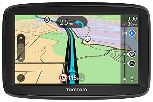 TomTom Start 52 Lite Pkw-Navi 5 Zoll, mit EU-Karten, resistivem Display, Amazon Exklusiv