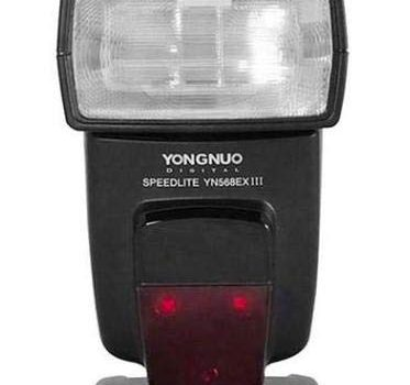 Yongnuo YN568EX III Wireless Master und Slave TTL Flash Speedlite mit High Speed Sync für Canon DSLR Kamera