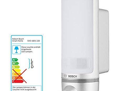 Bosch Smart Home Eyes Außenkamera Variante Deutschland, Frankreich und Österreich