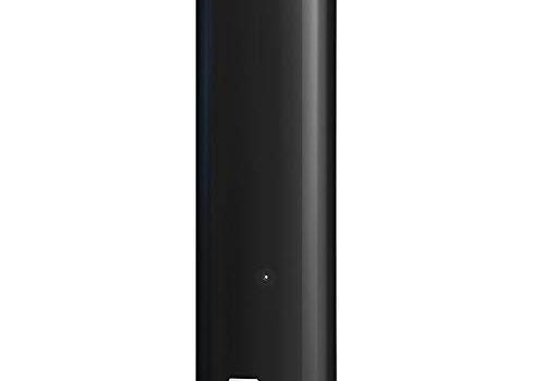 Western Digital 12 TB Elements Desktop externe Festplatte USB3.0 -WDBWLG0140HBK-EESN