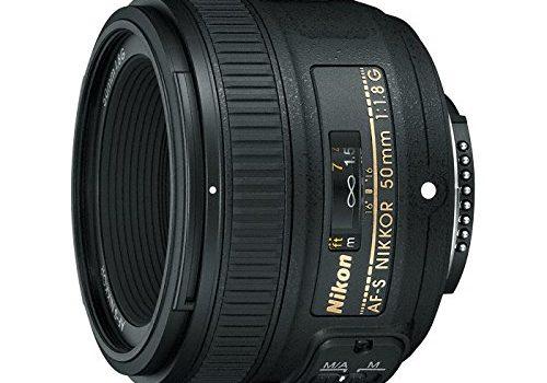 Nikon AF-S NIKKOR 50 mm 1:1,8G Objektiv 58mm Filtergewinde