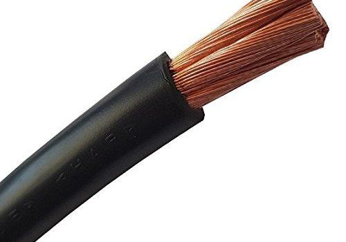 Meterware – 70 oder 95 mm² – 35 – KFZ Batterie Kabel 100% OFC Kupfer – 6mm2-10mm2-16mm2-25mm2-35mm2 + 50mm2-70mm2-95mm2 70 mm² schwarz – Batteriekabel Aderleitung SCHWARZ H07V-K 6-10 – 16-25 – 50