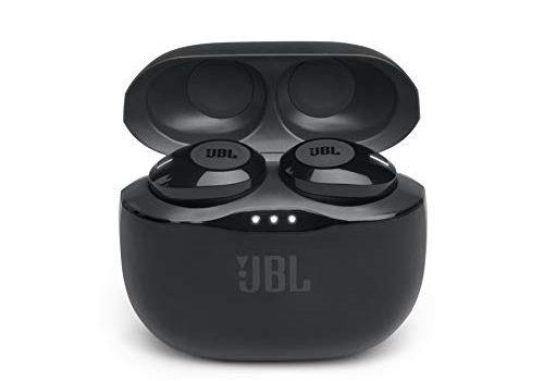 JBL T120 TWS BLK, schwarz