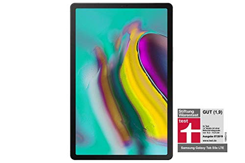 Samsung Galaxy Tab S5e T725 10,5 Zoll LTE Black DE Version