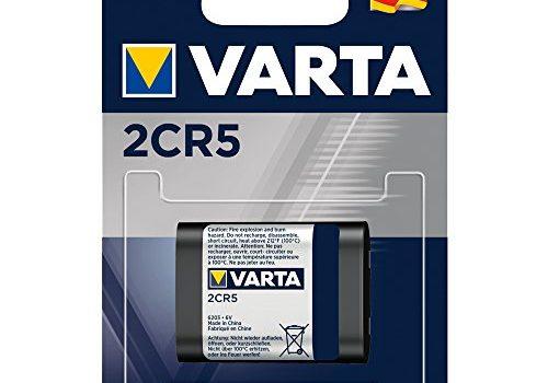 2CR5 – Varta 06203 301 401