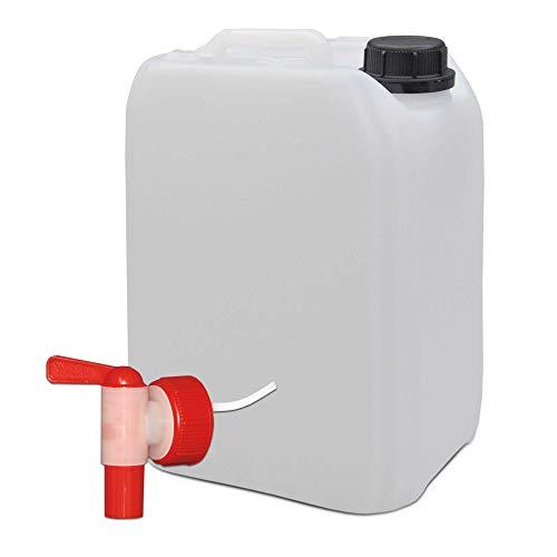 Top 6 Wasserkanister mit Hahn 5l – Wasserbehälter & -kanister
