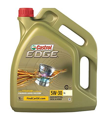 Top 8 Castrol Edge 5w30 LL 5L – Motoröle für Autos