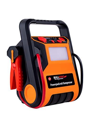 Top 9 Starthilfe mit Kompressor Akku – Starthilfegeräte für Autobatterien