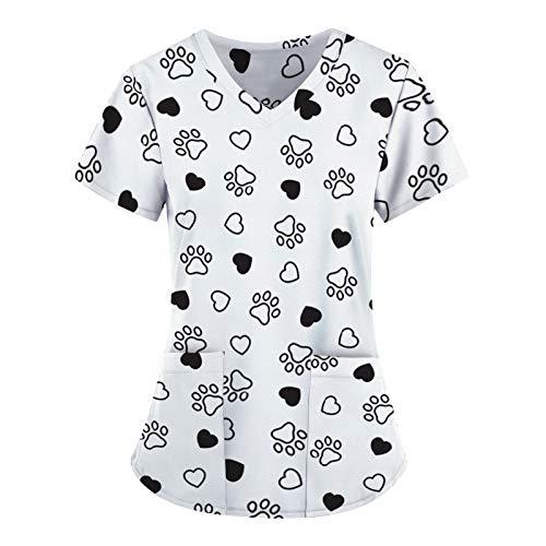 Top 10 Uniform T Shirt – Reinigungs- & Hauswirtschaftsoberteile für Damen
