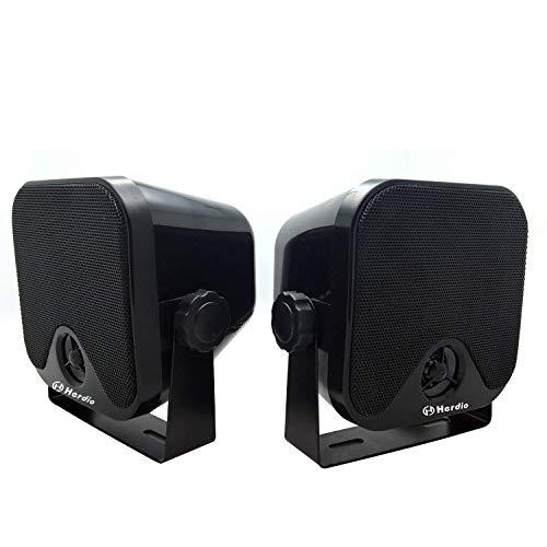 Top 10 Boxen Wandhalterung weiß – Auto Aufbau-Lautsprecher