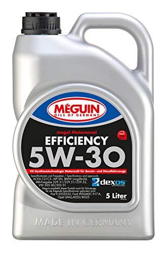 Top 9 Efficiency SAE 5W-30 – Motoröle für Autos