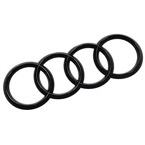 Top 10 Audi Ringe Heckklappe schwarz – Embleme