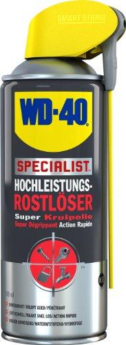 Top 7 Rostlöser WD40 – Rostumwandler & Rostentferner